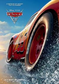 Cars : au pays des 4 roues : Cars 3 [2017]
