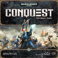 Warhammer 40 000 : conquest [2014]