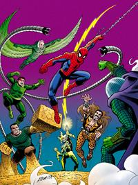 Spider-Man : Sinister Six [2018]