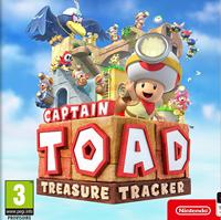 Mario : Captain Toad Treasure Tracker [2015]
