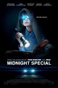 Midnight Special [2016]