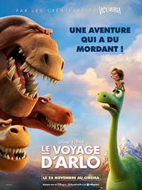 Le Voyage d'Arlo [2015]