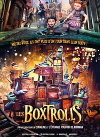 Les Boxtrolls Blu-ray 3D/2D