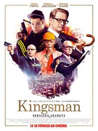 Kingsman : Services secrets [2015]