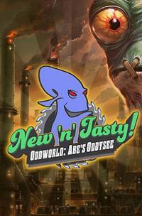 Oddworld: Abe's Oddysee – New 'n' Tasty! #1 [2014]