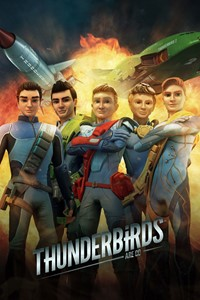 Les Sentinelles de l'air : Thunderbirds Are Go! [2015]