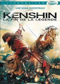 Kenshin le vagabond : Kenshin : La Fin de la légende #3 [2016]