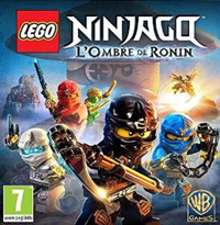 Lego Ninjago : L'ombre de Ronin - PSVIta