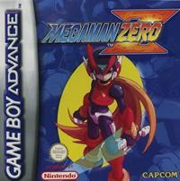 Mega Man Zero - GBA