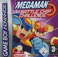 Mega Man Battle Chip Challenge - Console Virtuelle