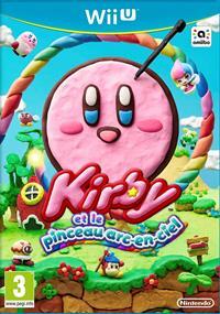 Kirby et le Pinceau Arc-en-ciel - WiiU