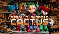 Assault Android Cactus - eshop Switch