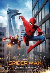 Spider-Man : Homecoming [2017]