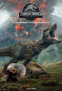 Jurassic Park : Jurassic World : Fallen Kingdom [#5 - 2018]