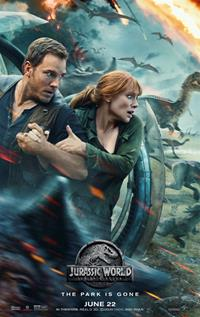 Jurassic Park : Jurassic World : Royaume déchu [#5 - 2018]