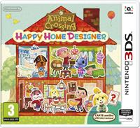 Animal Crossing : Happy Home Designer [2015]