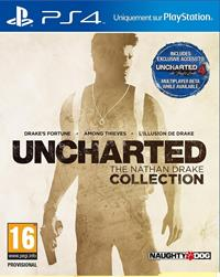 Uncharted : The Nathan Drake Collection [2015]