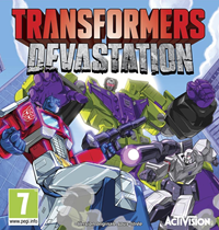 Transformers : Devastation - PS3