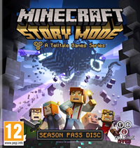 Minecraft : Story Mode - PS4