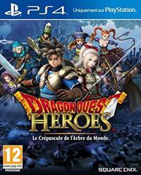 Dragon Quest Heroes : Le Crépuscule de l'Arbre du Monde #1 [2015]