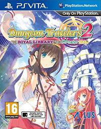 Dungeon Travelers 2 : The Royal Library & the Monster Seal - Vita