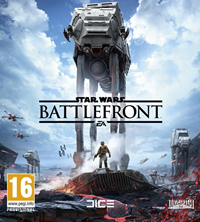 Star Wars Battlefront [#1 - 2015]