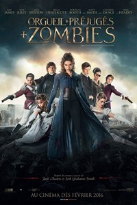 Orgueil & Préjugés et Zombies [2016]