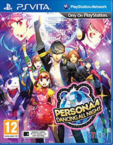 Megami Tensei : Persona 4: Dancing All Night [#4 - 2015]