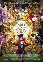 Alice au pays des merveilles : Alice de l'autre côté du miroir [2016]