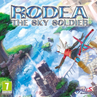 Rodea the Sky Soldier - WiiU