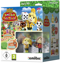 Animal Crossing: Amiibo Festival - WiiU