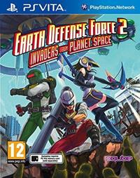 Earth Defense Force 2 : Invaders from Planet Space #2 [2015]