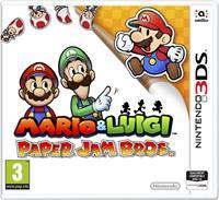 Mario & Luigi : Paper Jam Bros. [2015]