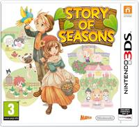 Harvest Moon : Story of Seasons [2015]
