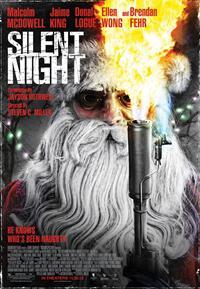 Douce nuit, sanglante nuit : Silent Night : Le Père Noël tueur [2015]