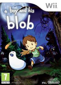 A Boy and His Blob [2009]