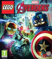 Lego Marvel's Avengers - WiiU