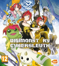 Digimon Story : Cyber Sleuth [2016]