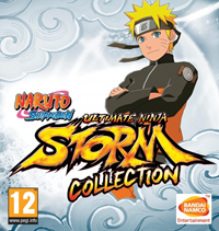 Naruto Shippuden Ultimate Ninja Storm Collection - PS3