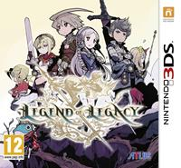 The Legend of Legacy [2016]