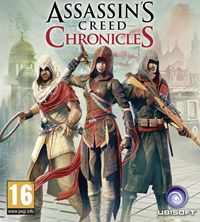 Assassin's Creed Chronicles - Vita