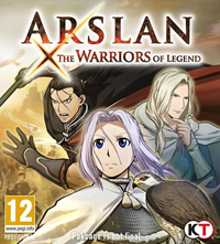 Les Chroniques d'Arslân : Arslan X : The warriors of Legend [2016]