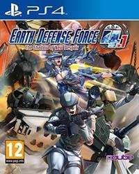 Earth Defense Force 4.1 : The Shadow of New Despair #4 [2016]