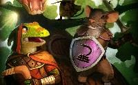 Mice and mystics : Chroniques des sous-bois #2 [2015]