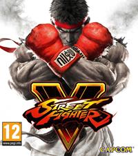Street Fighter V #5 [2016]
