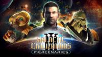 Galactic Civilizations III : Mercenaries - PC