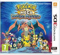Pokemon Méga Donjon Mystère - 3DS