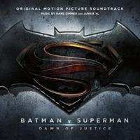 Man of Steel : Batman v Superman Original Motion Picture Soundtrack [2016]