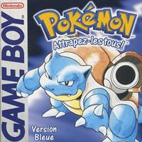 Pokémon version Bleue - Console virtuelle