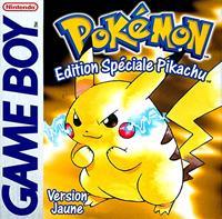 Pokémon Version Jaune : Edition Spéciale Pikachu [2000]